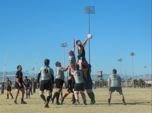 NYPD Rugby Las Vegas Liberty Cup 2011