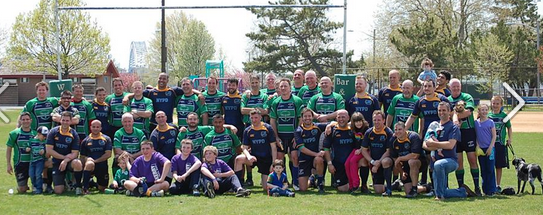 PD RUGBY v. BAYONNE RFC CHARITY MATCH 2014